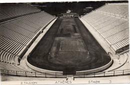 Stadio Atletica Di Atene Tematica Sport(cartolina Tipo Fotografica)(picc.-b.n.-n.v.) - Athlétisme