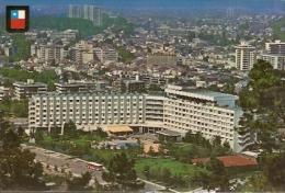 SANTIAGO CHILE HOTEL SHERATON Y BARRIO ALTO EDIT.VILLAGE FOTO RODOLFO GELCICH VIAJADA 1984 GECKO - Chili