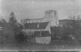 Photo  L'eglise De Mandray (6.5*4.5cm - 1914-18