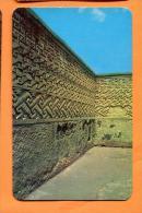 EZA-02  Salon De Las Grecas, Zona Arqueologica De Mitla, Oax. Non Used. - Mexiko