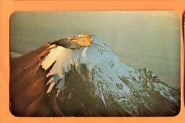 EZA-06  Aérea Al Amanecer Del Crater Del Popocatepetl Volcano, Mexico Non Used. - Mexiko