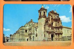 EZA-17  Basilica De La Soledad, Oaxaca Oax Mexico Non Used. - Mexiko