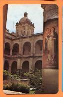 EZA-18  Interior Del Ex-convento De Santo Domingo, Oaxaca Oax Mexico Non Used. - Mexiko