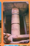 EZA-20 La Columna De La Muerte, Colum Of The Death, Mitla, Oaxaca Oax Mexico Non Used. - Mexiko