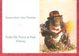 1993 - Association Des Parents  --  Ecole SS. Pierre Et Paul Chimay - Petit Format : 1991-00