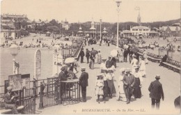 CPA Animée - BOURNEMOUTH - On The Pier - Bournemouth (hasta 1972)