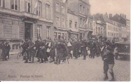 AK Namur - Passage De Blessés - WW1 (14676) - Namur