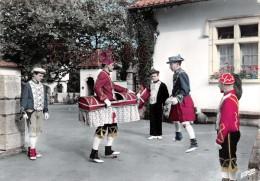 (64) Anglet Chiberta - Allée De L'Empereur - Le Folklore Basque - Groupe Orok Bat - Danse Du Verre - 2 SCANS - Anglet