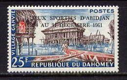 DAHOMEY - N° 170** - JEUX D´ABIDJAN - Benin - Dahomey (1960-...)