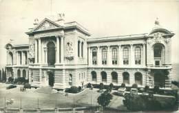 MONACO - Musée Océanographique - Façade Principale - Musée Océanographique