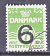 DENMARK  267    (o) - Used Stamps