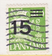 DENMARK  270    (o) - Used Stamps