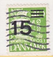DENMARK  270    (o) - 1913-47 (Christian X)
