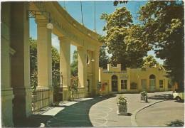 A3156 Fiuggi Fonte (Frosinone) - Fonte Bonifacio VIII - Ingresso Centrale / Viaggiata 1973 - Italia