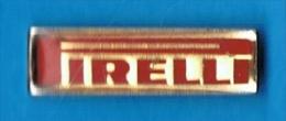 1 PIN'S //   ** PNEU PIRELLI ** . (JECA) - Badges