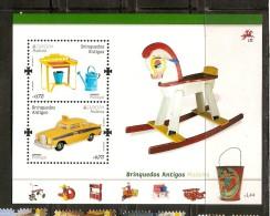 Portugal  ** & Europa, Madeira, Brinquedos Antigos 2015 (5) - Blocks & Sheetlets