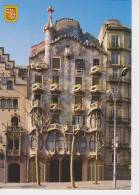 (AKU200) BARCELONA. CASA BATLLO (ANTONIO GAUDI) - Barcelona