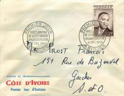 1959    Président Houphouet-Boigny  - FDC - Côte D'Ivoire (1960-...)