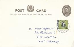 TANZANIA / KENYA , LAMU  -  1971 ,  Postcard  -   H197 - Tanzania (1964-...)