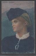 6713-ILLUSTRATORE B. CASCELLA-ABRUZZO-SCANNO-1901-FP - Illustratori & Fotografie