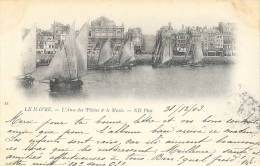 Le Havre (Seine-Inférieure) - L'Anse Des Pilotes Et Le Musée - Carte ND Phot Précurseur - Le Havre