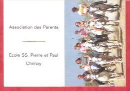 1989 - Association Des Parents - Ecole SS. Pierre Et Paul Chimay - Calendriers