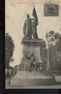 Tananarive Statue De La Place Colbert Voir 2 Scans - Madagaskar