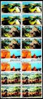 Nouvelle Calédonie 2012 Paysages ( Blocs De 4 ) - Nueva Caledonia