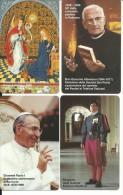 SCH264 - VATICANO - GIOVANNI PAOLO I - SERIE NUOVA  -DA LIRE 5000 E 10000 - Vatican