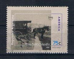 Argentinien 1995 Pferde Mi.Nr. 2283 ** - Argentinien