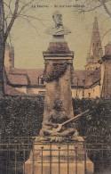 La Flèche - Statue Léo Délibes - La Fleche