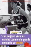 "BASKET BALL   L 2    ""  YANNICK  SOUVRE         ""   CPSM   10X15 - Basketball"