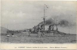 LE COURBET  Cuirassé à Turbines De 235000 Tonnes (Marine Militaire Française) - Equipment