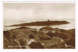 RB 1037 -  Real Photo Postcard - Dalkey Island - County Dublin Ireland Eire - Dublin