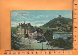 PORTA-WESTFALICA: Panorama - Porta Westfalica