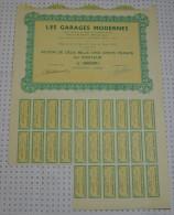 Les Garages Modernes - Automobile