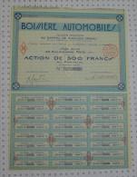 Boissiere Automobiles - Automobile