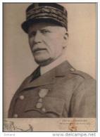 MARECHAL PETAIN**PORTRAIT OFFICIEL* EAU FORTE*1941* LAMBERSART*SECOURS NATIONAL - Guerre, Militaire