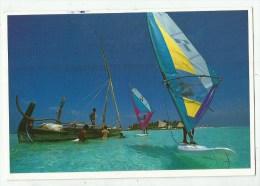 MALDIVES - The Paradise Isles - Planche à Voile - Maldives