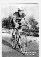 Attilio MORESI - Autographe Manuscrit - Equipe CYNAR - CYCLISME - Cycling