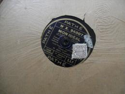78T Chanson Jean Granier - 78 T - Disques Pour Gramophone