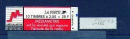 FRANCE - CARNET N° 2720 C 3  (DP) - Booklets