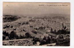 CPA/E1515/ELBEUF VUE GENERALE PRISE DE LA COTE SAINT AUCT 1911 - Elbeuf