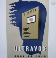 * LP *  ULTRAVOX - RAGE IN EDEN (Holland 1981 EX-!!!) - Disco, Pop