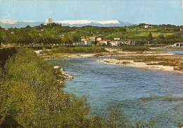 1413/FG/15 - NERVESA DELLA BATTAGLIA (TREVISO) - Il Sacro Piave Con Il Montello - Treviso