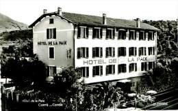 Belle   Carte  Photo      -  Corse -  Corté  -  Hôtel De La Paix             J 1158 - Corte