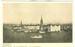 SWEDEN Unused Olympic Postcard Granberg Nr. 31 With Stockholm