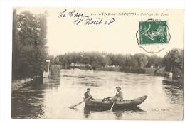 L´ ISLE SUR LA SORGUE , PARTAGE DES EAUX - L'Isle Sur Sorgue