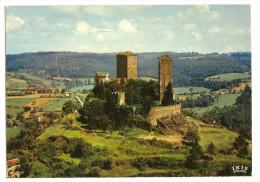 Saint Cere (46) Les Tours Saint Laurent - Vestiges D'un Puissant Chateau Fort - Deumeure Du Peintre Jean Lurçat (2scann) - Otros Municipios