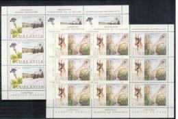 Jugoslawien / Yugoslavia / Yougoslavie 1983 Nature Protection  Michel 2000-2001 Kleinbogen /sheet Of 9  Postfrisch / MNH - Umweltschutz Und Klima